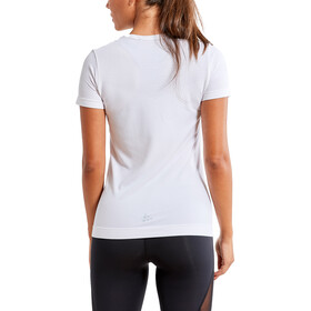 Craft Fuseknit Light T-shirt Manches courtes Col rond Femme, white